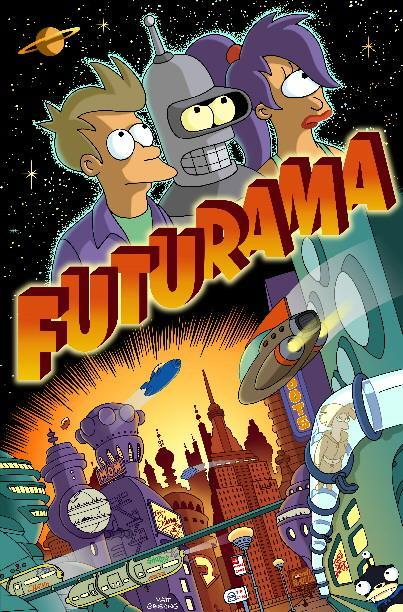 Futurama|Movie theater